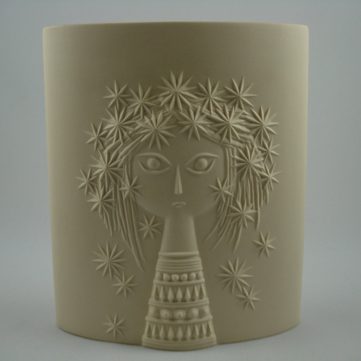 Lovely Aphrodite designed in the 60's by John Clappison for Hornsea Pottery England