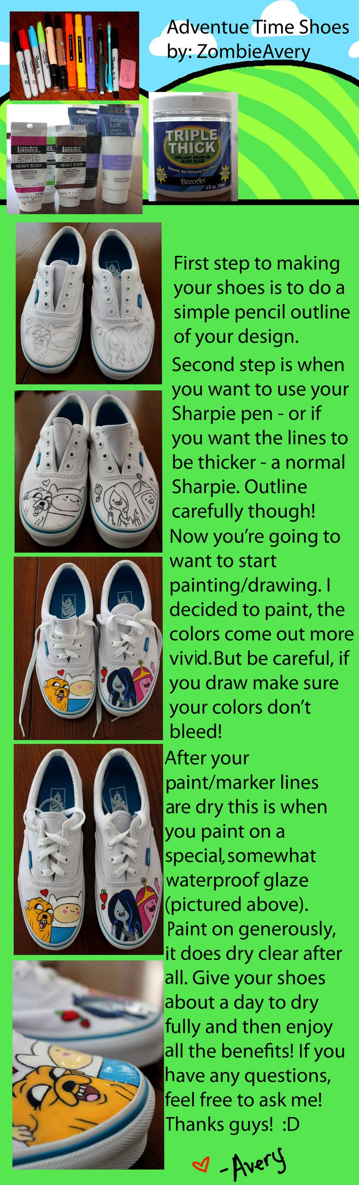 Adventure Time Shoe Tutorial by ~ZombieAvery   SO.HELP.FUL. this rocks!!!!!!!!!!!!!!!!!!!!!!!!!!!!!!!!!!!!!!!!!!!!!!!!!!!!!!!!!!!!!!!!!!!!!!!!!!!!!!!!!!!!!!!!!!!!!!!!!!!!!!!!!!!!!!!!!!!!!!!!!!!!!!