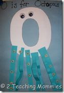 O is for The Ocean