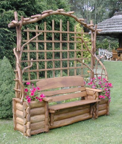 handmade outdoor of furniture rustic large cowboy garden uk ideas bench size benches