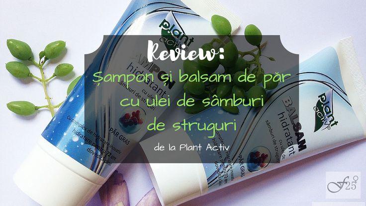 Review: Șampon și Balsam de păr cu ulei de sâmburi de struguri de la Plant Activhttps://femeia25plus.com/2016/07/12/review-sampon-si-balsam-de-par-cu-ulei-de-samburi-de-struguri-de-la-plant-activ/