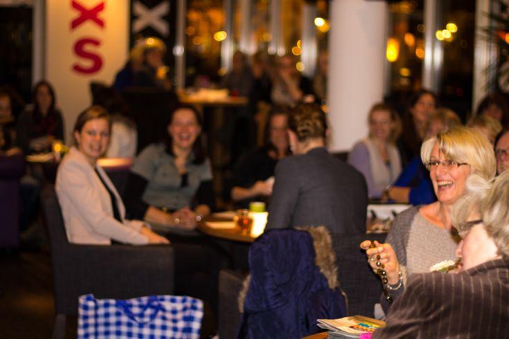 Een gezellige #Kledingruil avond voor #Ronald #McDonald #Huis #Zwolle. En binnenkort weer!