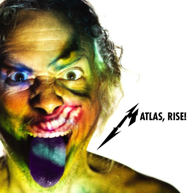 """""""Atlas Rise!"""" by Metallica was added to my Rock This playlist on Spotify"""