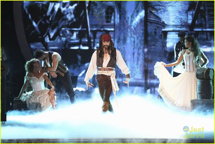 Riker Lynch as Jack Sparrow