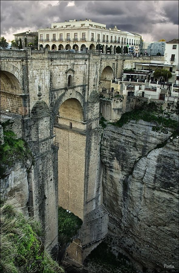 Ronda – Málaga, Spain..wow
