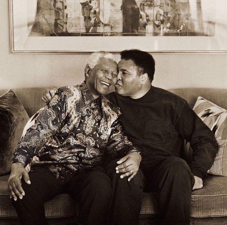Warriors ~ Madiba & Ali