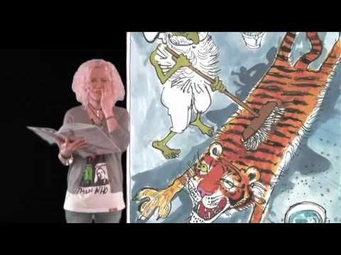 Il tappeto di tigre di Gerald Rose lett. Elisa Bort mus. Mirabar - YouTube