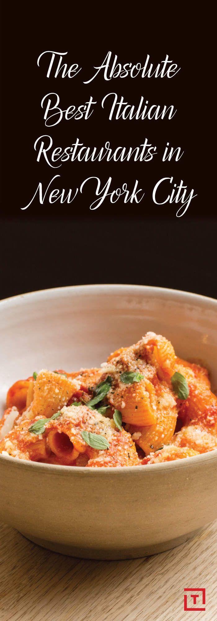 The Best Italian Restaurants in New York February 2017