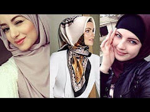 Şal Bağlama Modelleri / Easy Hijab Tutorials 25