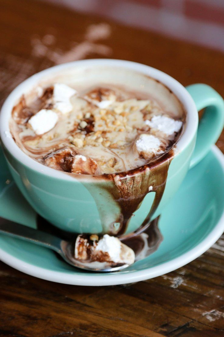 10 Best Cups of Hot Chocolate - Drop the Swiss Miss! We've searched across the country to bring you these, the 10 best cups of hot chocolate in the U.S.