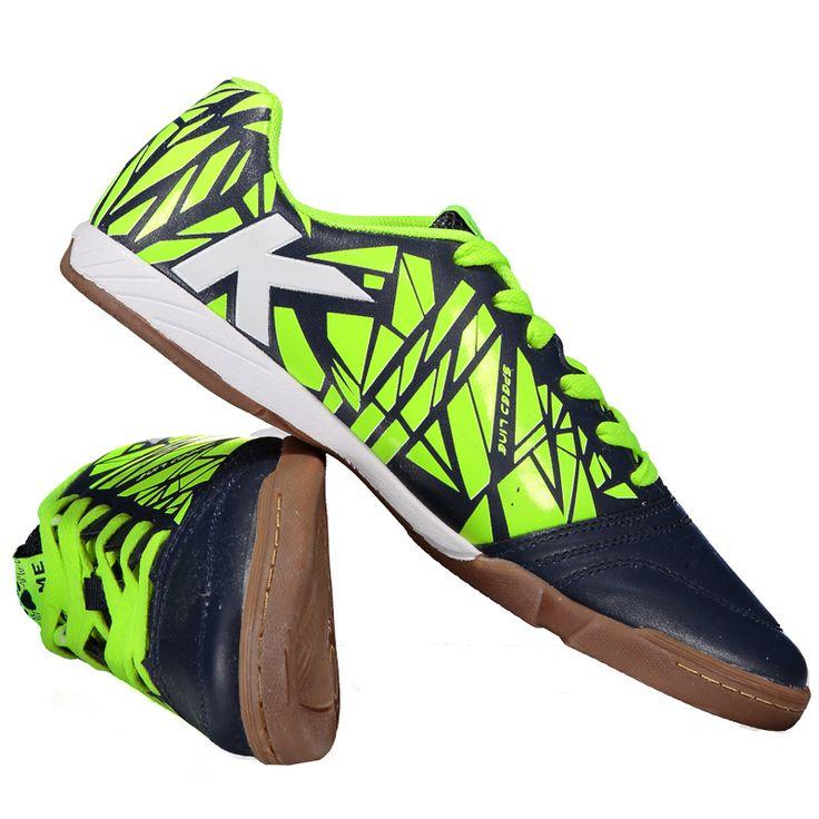 Chuteira Kelme Subito Futsal Preta e Neon Somente na FutFanatics você compra agora Chuteira Kelme Subito Futsal Preta e Neon por apenas R$ 279.90. Futsal. Por apenas 279.90