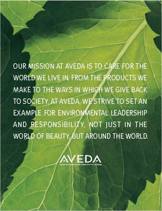 Since my best friend is enrolled in Aveda she's getting me more into this stuff! Love how everything is completely from nature!