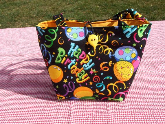 Birthday Handbags Little Girls. Great for Party by Cindrahandbags, $8.95