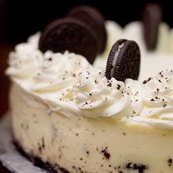 Sturdy Whipped Cream Frosting Allrecipes.com: Oreo Ice Cream, Desserts Recipes, Chocolates Cakes, Oreo Cheesecake, Slow Cooker Recipes, Ice Cream Cakes, Cheesecake Recipes, Oreo Cakes, Birthday Cakes