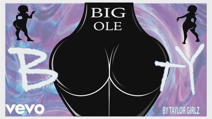 Taylor Girlz - Big Ole Booty (Audio) - YouTube