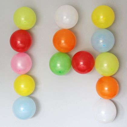 New Year's Eve Balloon Countdown - welcome the new year with a blast!