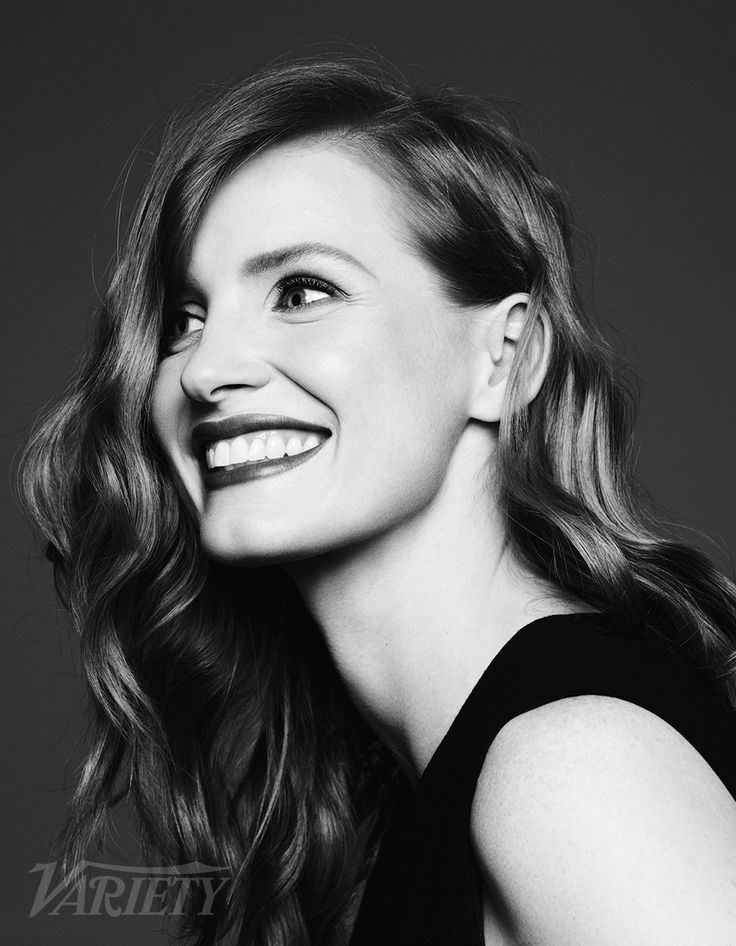 #JessicaChastain for Variety, December 2014.
