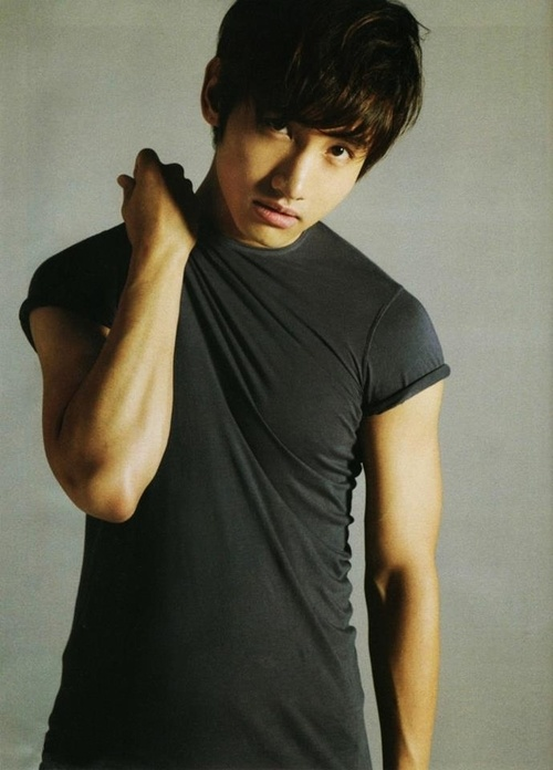 changmin. one of my fave pics of him.