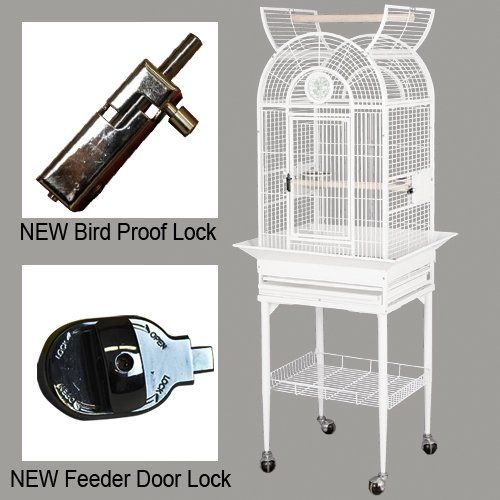 Kings Cages Superior Luxury Line Small Cage Slux 1816 9001818 Parrot Cage
