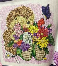 Country Companions Fresh from the Garden The World of Cross Stitching Issue 121 February 2007 Saved