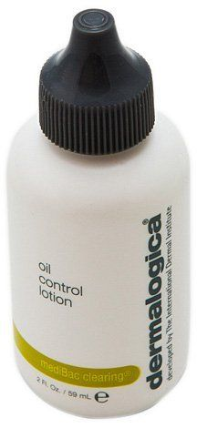 Dermalogica Oil Control Lotion, 2.0 Fluid Ounce by Dermalogica. Save 23 Off!. $29.25. A hydrating, oil-free, feather light lotion containing additional micro sponges to help absorb even more oil on skin's surface and maintain an all-day matte finish.