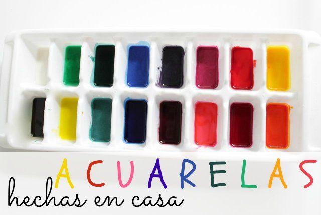¡A PINTAR! 6 recetas de pintura casera | Blog de BabyCenter