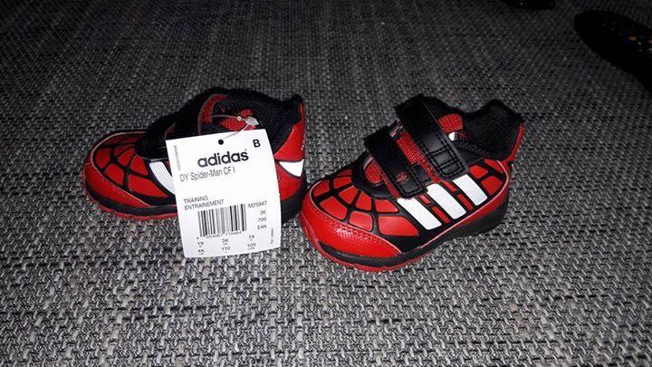 #Spider #man #adidas #schuhe  #Groessen 19 22 25  #Adidas neo  #gr. 2... #Spider #man #adidas #schuhe  #Groessen 19 22 25  #Adidas neo  #gr. 20  25 #Euro #je #paar inkl. #Versand.  PayPal #oder Bankueberweisung #moeglich.  #Link #zum #schwarzen Brett:  #Spider #man #adidas #schuhe  #Groessen 19 22 25  #Adidas neo  #gr. 2... | #Kleinanzeigen #Saarbruecken / #Saarland http://saar.city/?p=42895