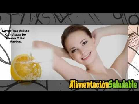 Remedios Caseros Para Dejar De Sudar Las Axilas - Como No Sudar Por Las Axilas Bicarbonato de sodio con limón. Este es un remedio natural que ha sido recomendado por algunos dermatólogos que sirve para prevenir la aparición de sudor y sobre todo para protegérnos de la aparición de malos olores. Coloca en un recipiente una cucharadita de bicarbonato y le vas agregando gotitas de jugo de limon hasta formar una pasta una vez obtenida esta pasta lavas tus axilas con abundante agua y jabon luego…