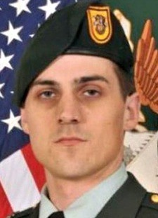 Army SFC. James F. Grissom, 31, of Hayward, California. Died March 21, 2013, serving during Operation Enduring Freedom. Assigned to 4th Battalion, 1st Special Forces Group (Airborne), Joint Base Lewis-McChord, Washington. Died at Landstuhl Regional Medical Center, Germany, of wounds suffered from small arms fire March 18 in Paktika Province, Afghanistan.