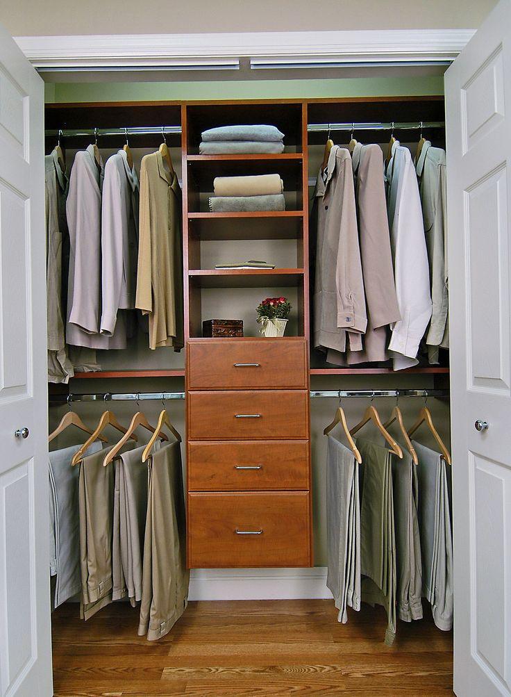 Best 25+ Small bedroom closets ideas on Pinterest | Small ...