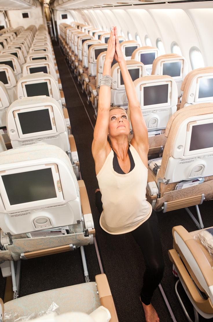 Yoga | Travel Aisle x