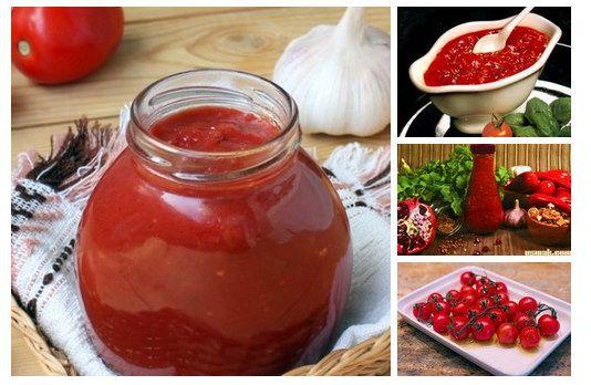 (97) Одноклассники - Соус сацебели из томатов