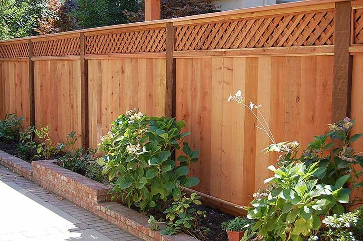 Good Neighbor Fence In Palo Alto With P T Posts