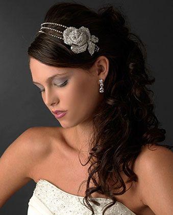 96 best Wedding Hair Embellishments images on Pinterest ...