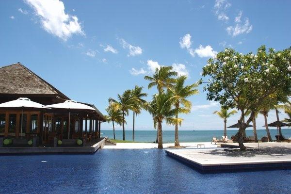 Fiji Hilton - hopefully going back in September.