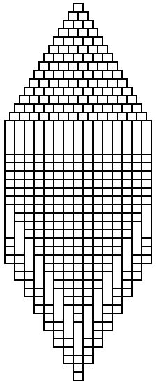 60 best beaded graph paper images on pinterest