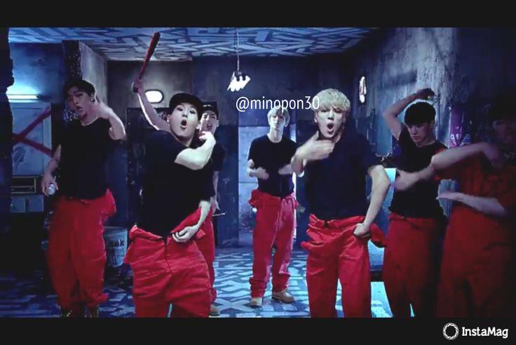 #몬스타엑스 #MONSTAX #Minhyuk #Hyungwon #ミニョク #ヒョンウォン #モンスターエックス #モンエク #monbebe #KPOP #Prison Break ver.