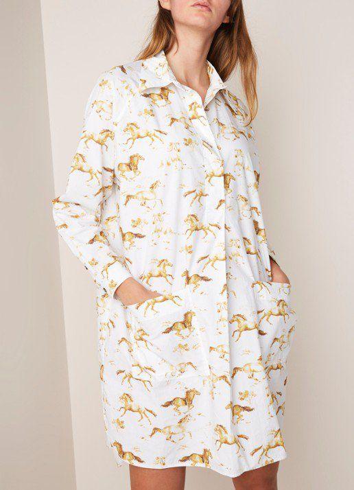 f14313213a6e8d Ganni Jurken • Gratis bezorging • de Bijenkorf  damesmode  jurken