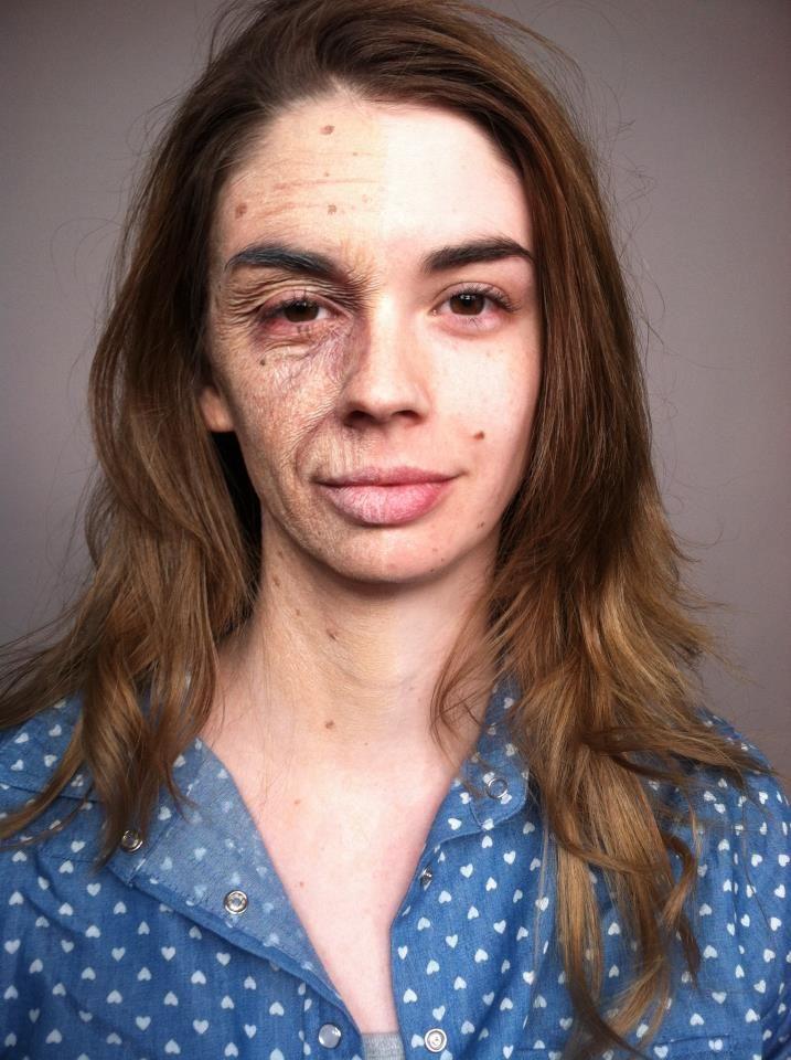 46 best Old Age special FX MakeUp images on Pinterest