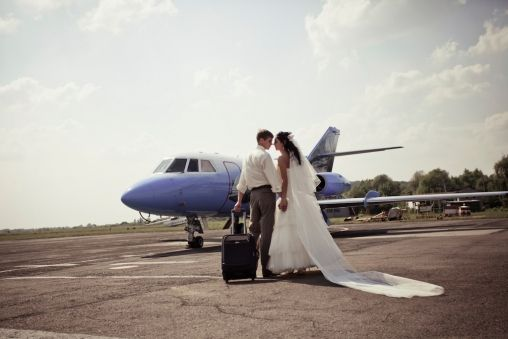 White Event - Свадьба за границей