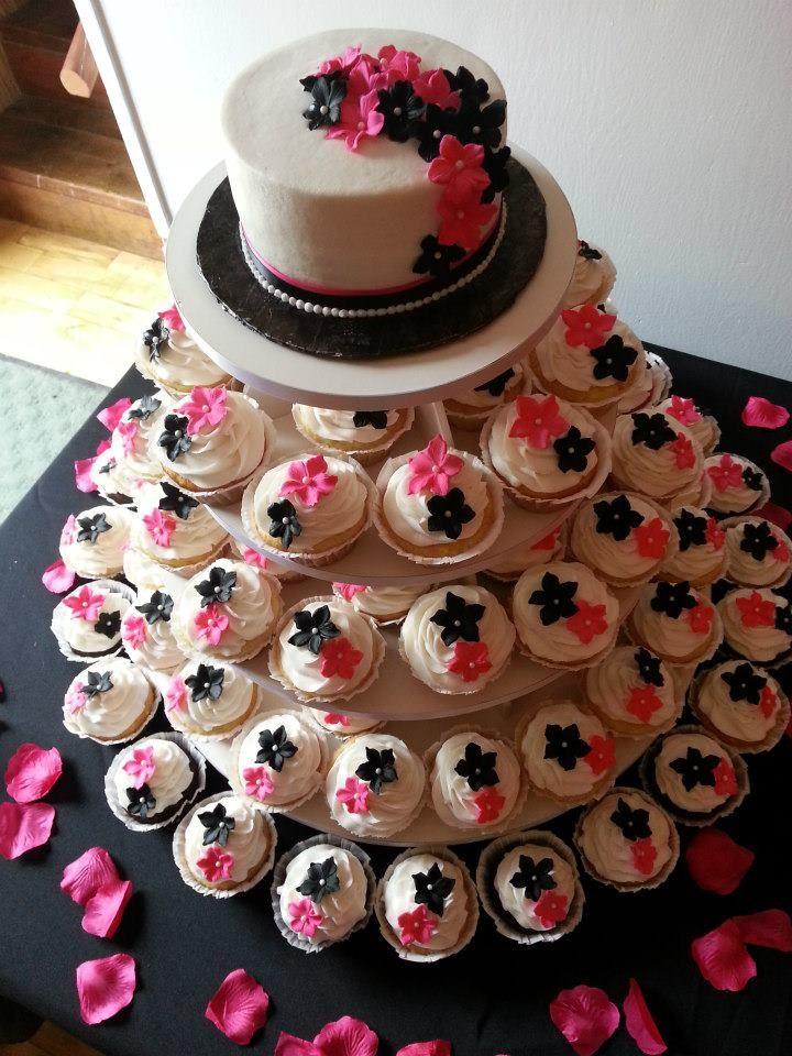 29 best cupcake wedding images on Pinterest | Cupcake wedding ...