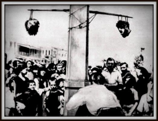 ΤΑ ΚΕΦΑΛΙΑ ΤΟΥ ΑΡΗ & ΤΟΥ ΤΖΑΒΕΛΛΑ ΣΤΟ ΦΑΝΟΣΤΑΤΗ ΤΩΝ ΤΡΙΚΑΛΩΝ.