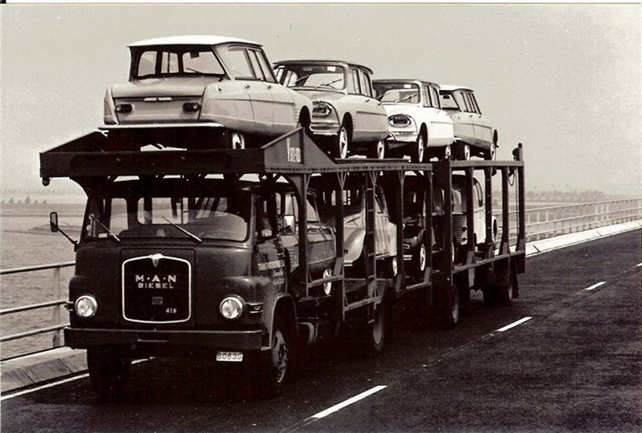 Ami 6 Transporter