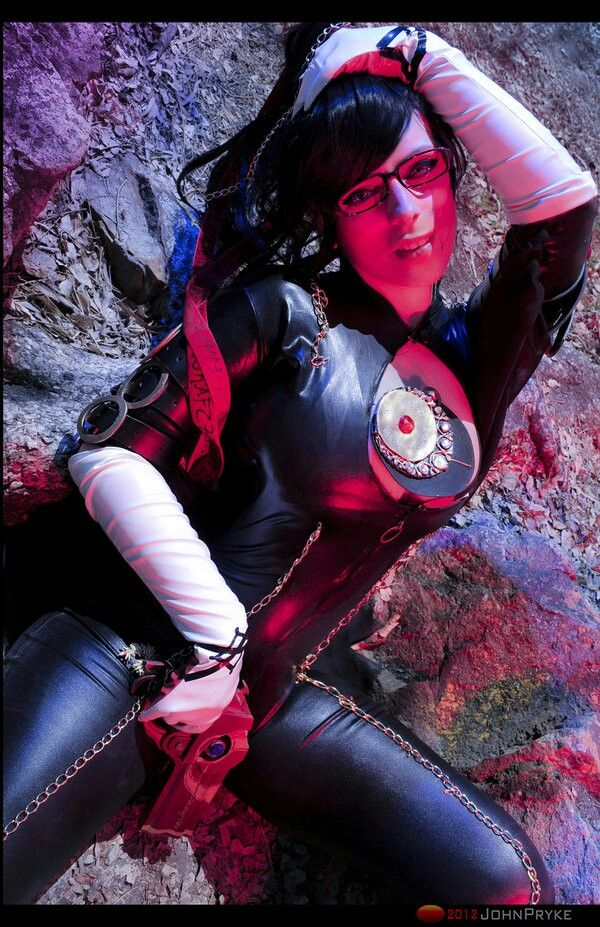Bayonetta erotic pictures