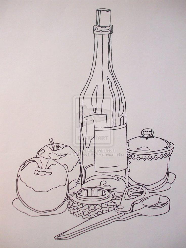 Teaching Contour Line Drawing : Best contour line drawing images on pinterest