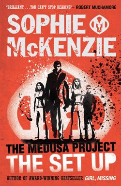 This six-part thriller series follows four teenagers who discover they have psychic abilities. A government agent brings the teens together as The Medusa Project, a special crime fighting unit that works undercover on dangerous missions.  But what is the truth behind the powerful Medusa gene, and of those who know about it, who can really be trusted?Teen/YA | Sophie McKenzie