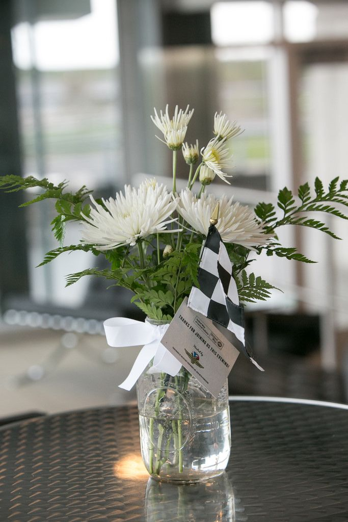 Nascar Racing Games >> Race themed centerpiece for cocktail table. Photo by Jennifer Driscoll. | Event Decor in 2019 ...
