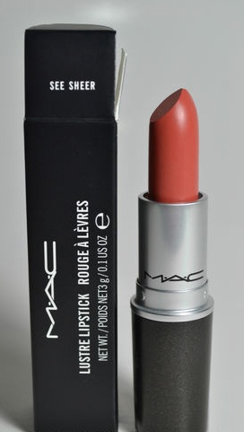 MAC See Sheer    My first ever high end makeup item. I still have it -- can't bear to let go.