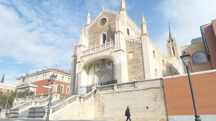 Parroquia San Jerónimo El Real