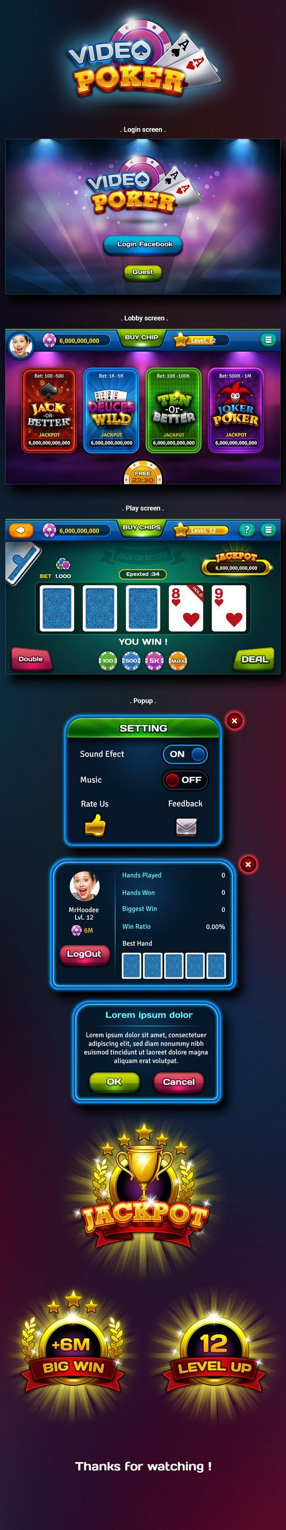 Video Poker : This i...: